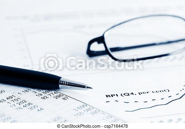 contabilidade - csp7164478