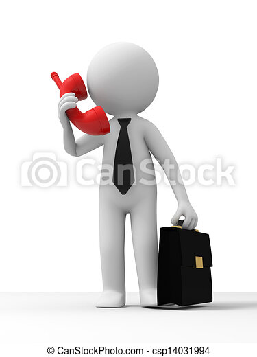 Contact by phone - csp14031994