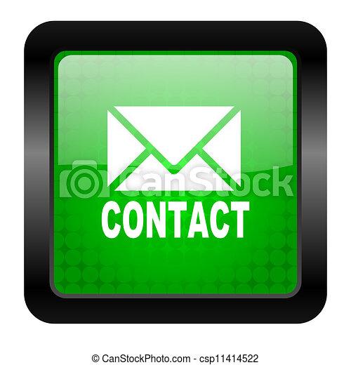 contact icon - csp11414522
