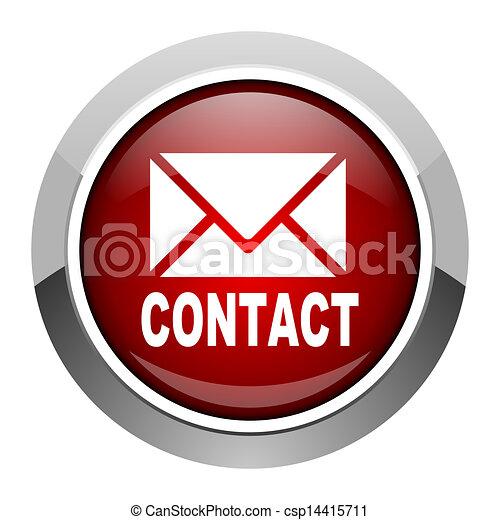 contact icon - csp14415711