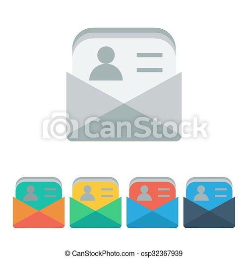 contact icon - csp32367939
