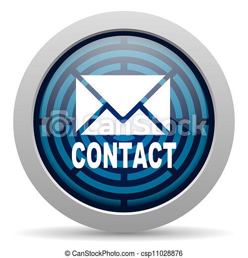 contact icon - csp11028876