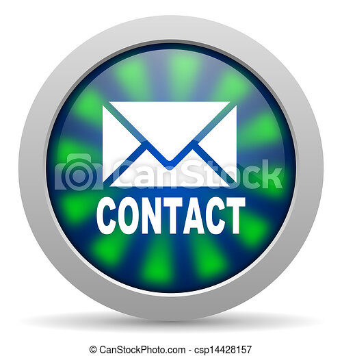 contact icon - csp14428157