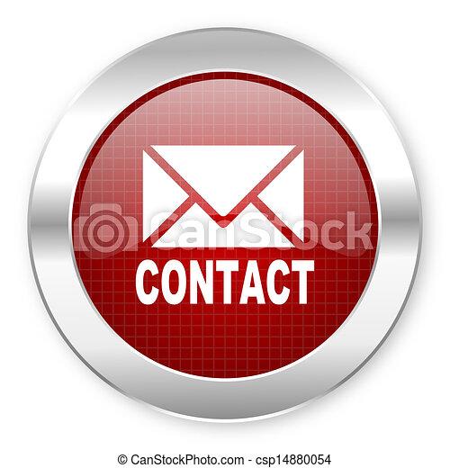 contact icon - csp14880054