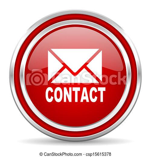 contact icon - csp15615378