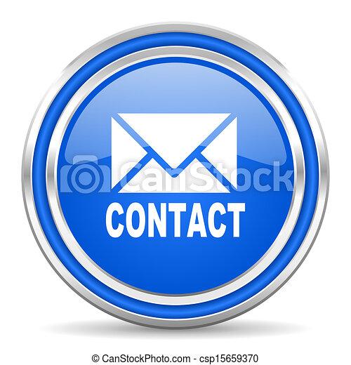 contact icon - csp15659370