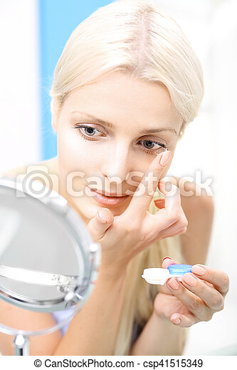 Contact lenses - csp41515349