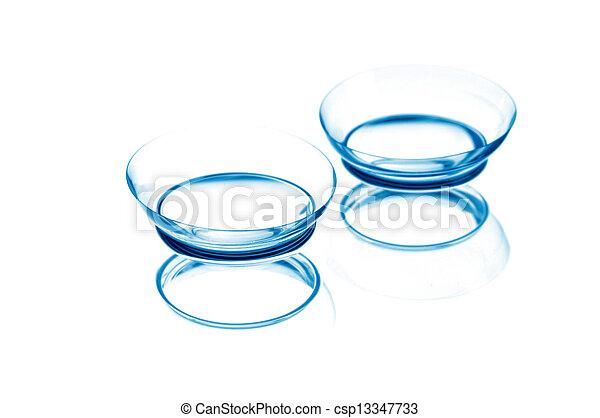 Contact lenses - csp13347733