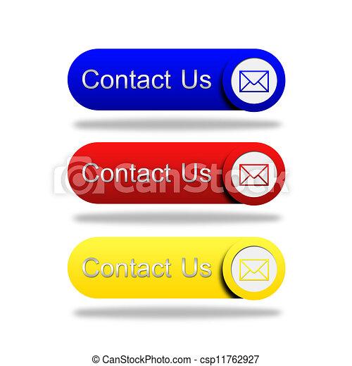 Contact us button - csp11762927