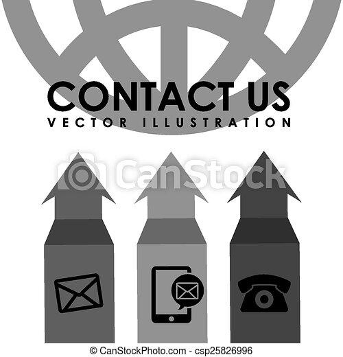 contact us  - csp25826996