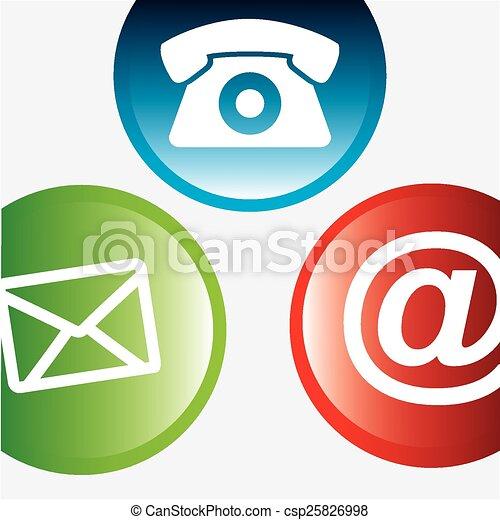 contact us  - csp25826998