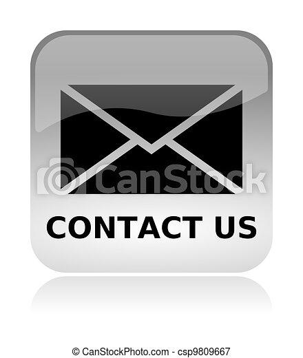 Contact us email web interface icon - csp9809667