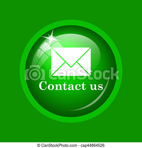 Contact us icon - csp44864526