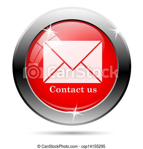 Contact us icon - csp14155295