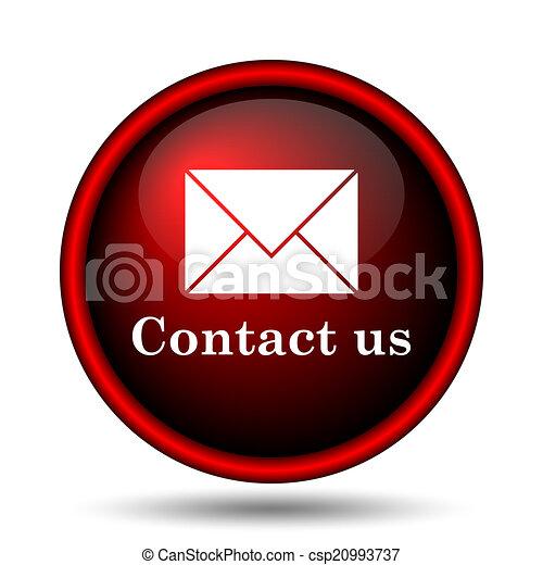 Contact us icon - csp20993737