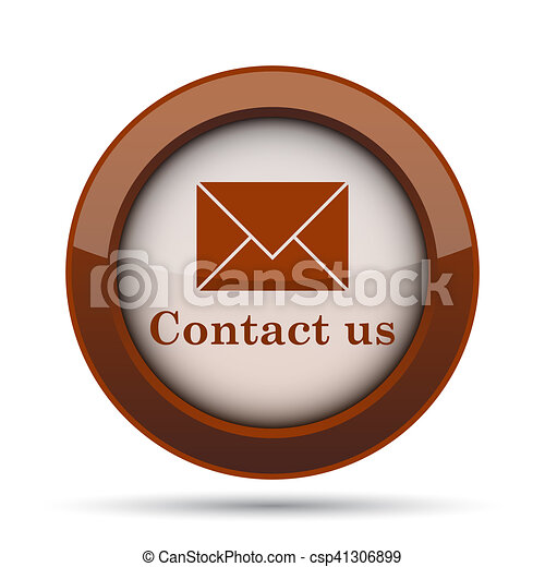 Contact us icon - csp41306899