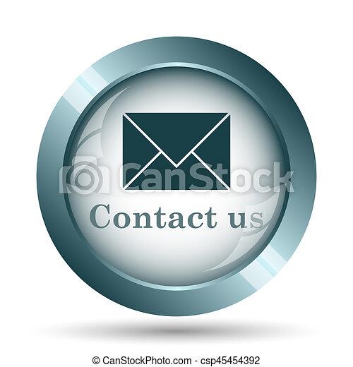 Contact us icon - csp45454392