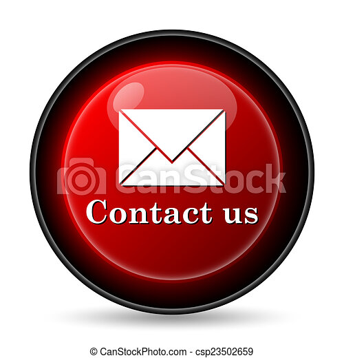 Contact us icon - csp23502659