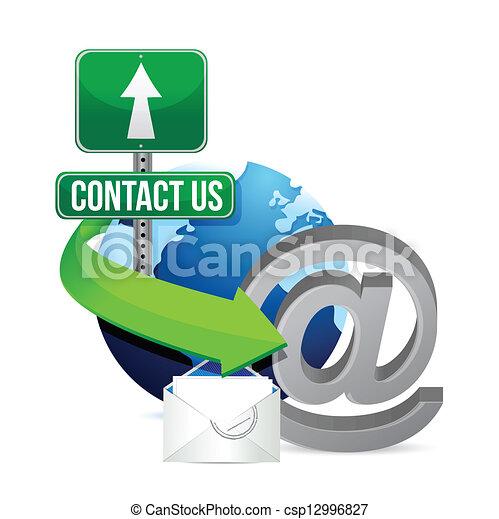 contact us - csp12996827