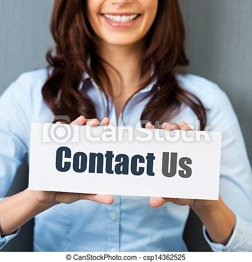 Contact us - csp14362525