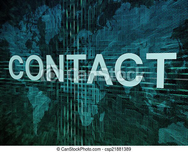 Contacto - csp21881389