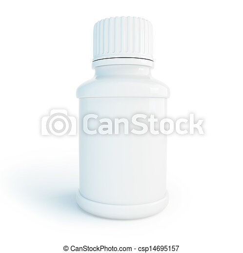 container for pills - csp14695157