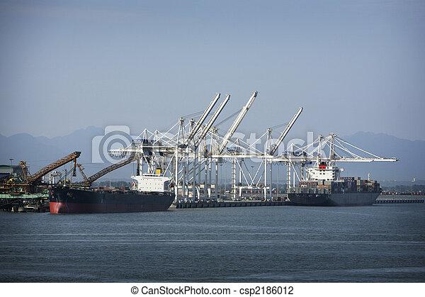 container port - csp2186012
