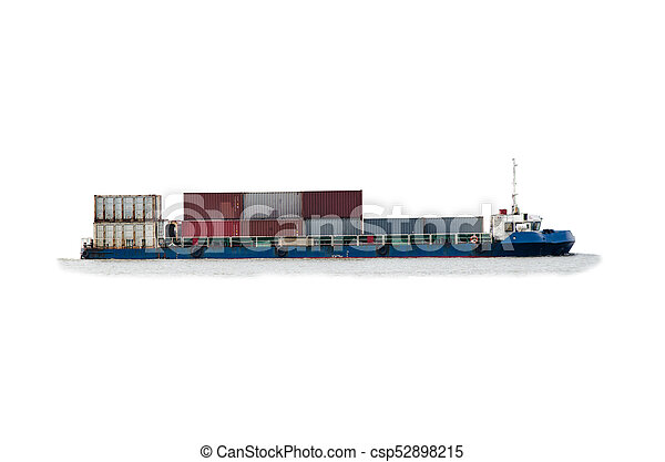 Container ship - csp52898215