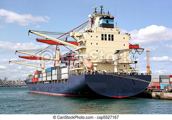 Container ship  - csp5527167