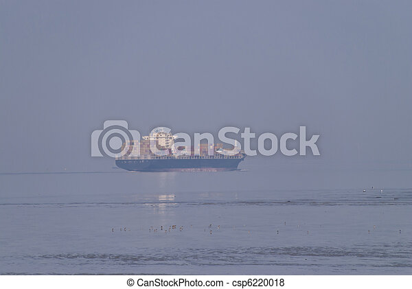 Container ship - csp6220018