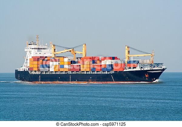 Container ship - csp5971125
