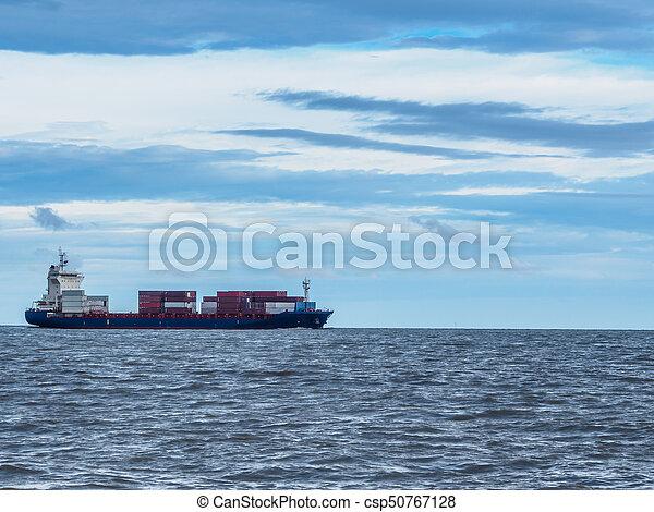 container ship - csp50767128