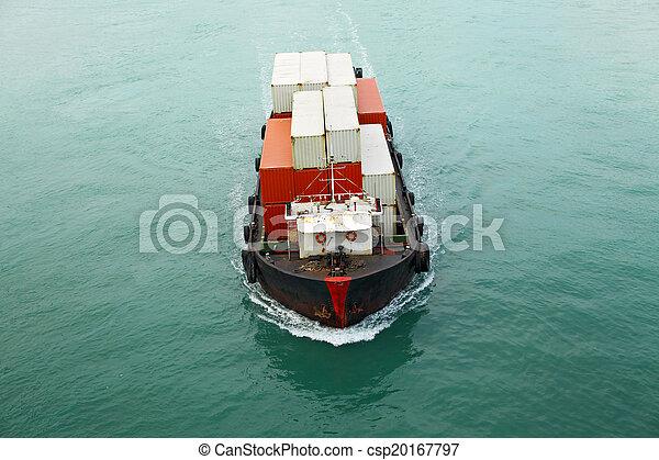 Container ship - csp20167797