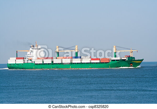 Container ship - csp8325820