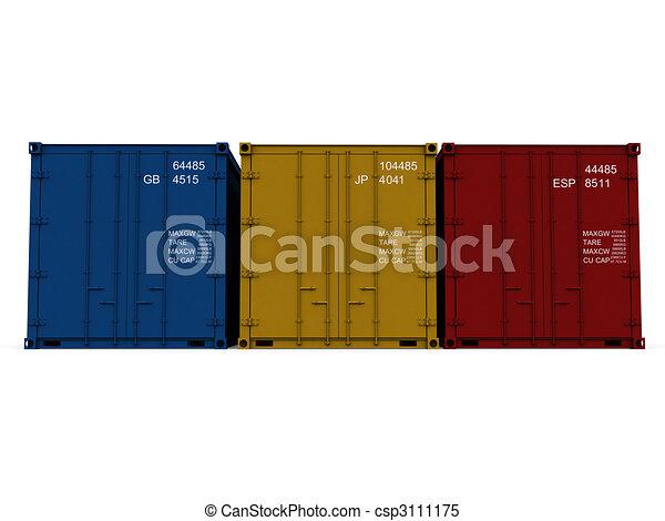 Container - csp3111175