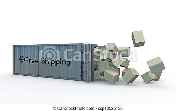 container - csp10525138