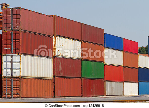 Containers - csp12425918