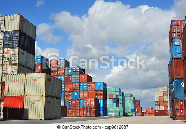 Containers - csp9612687