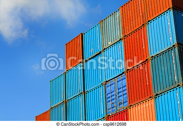 Containers - csp9612698