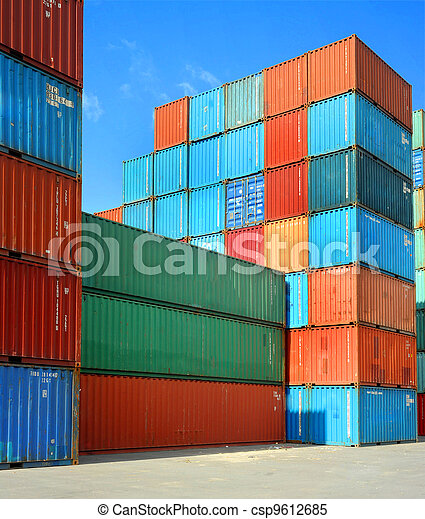 Containers - csp9612685