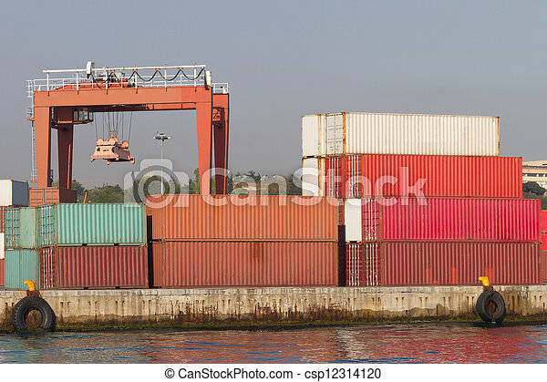 Containers - csp12314120