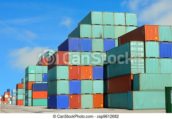 Containers - csp9612682