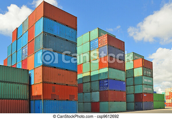 Containers - csp9612692