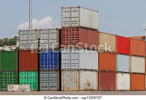 Containers - csp13300707