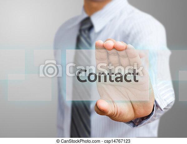 contattarci - csp14767123