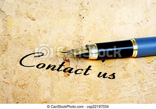 contattarci - csp22197034