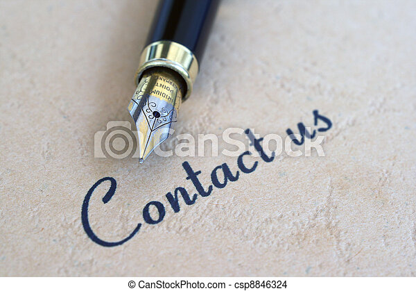 contattarci - csp8846324