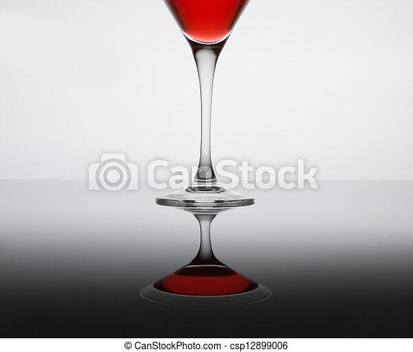contemporain, cocktail, classique - csp12899006