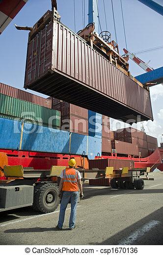 contenedor, cargar - csp1670136
