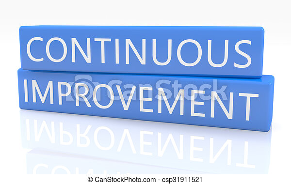 Continuous Improvement Cliparts, Stock Vector And Royalty Free Continuous  Improvement Illustrations